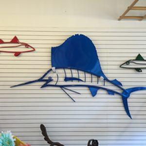 Large sailfish $2,800