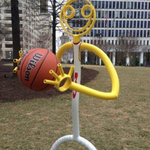 basket ball dude $1,600